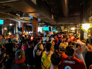 Liverpool FC Champions league final watch party
