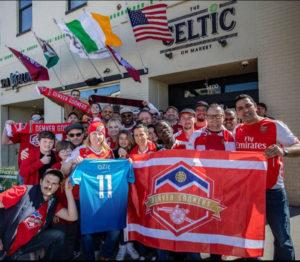 Arsenal FC Watch party Denver gooners Soccer Bar