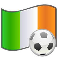 Ireland Soccer Flag