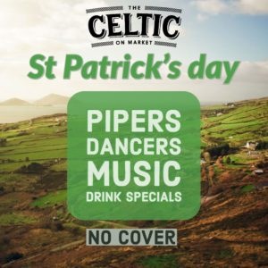 St Patricks Celtic Irish pub party Denver