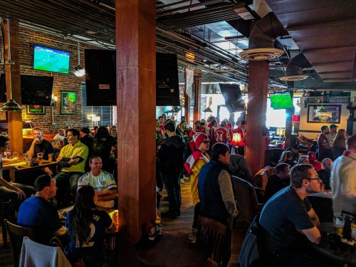 Arsenal FC Watch party Denver gooners Soccer Bar